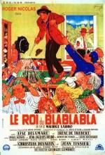 Le Roi Du Bla Bla Bla (1951) afişi