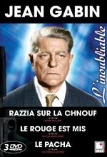 Le Rouge Est Mis (1957) afişi