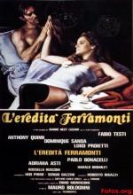L'eredità Ferramonti (1976) afişi