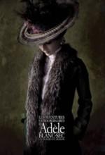 Adele'nin Olağanüstü Maceraları (2010) afişi
