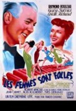 Les Femmes Sont Folles (1950) afişi