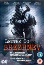 Letter To Brezhnev (1985) afişi