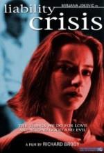 Liability Crisis (1995) afişi