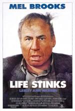 Life Stinks (1991) afişi