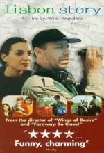 Lisbon Story(l) (1994) afişi