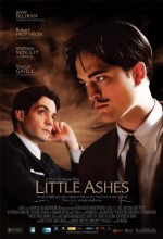 Little Ashes (2008) afişi