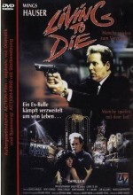 Living To Die (1990) afişi