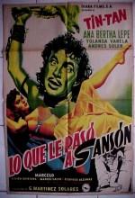 Lo Que Le Pasó A Sansón (1955) afişi