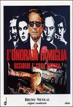 L'onorata Famiglia (1973) afişi