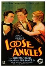 Loose Ankles (1930) afişi