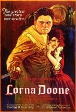 Lorna Doone (ı) (1922) afişi