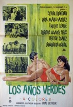 Los Años Verdes (1967) afişi