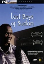 Lost Boys Of Sudan (2003) afişi