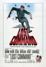 Lost Command (1966) afişi