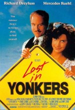 Lost in Yonkers (1993) afişi
