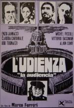 L'udienza (1971) afişi