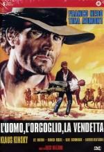 L'uomo, L'orgoglio, La Vendetta (1968) afişi