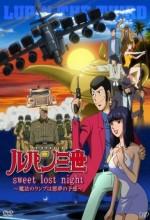 Lupin ııı: Sweet Lost Night (2008) afişi