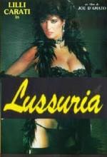 Lussuria (1986) afişi