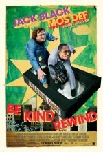 Lütfen Başa Sarın (2008) afişi