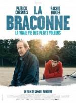 La Braconne (2014) afişi