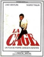 La cage (1975) afişi