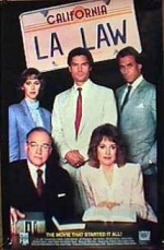 L.A. Law Sezon 3 (1988) afişi