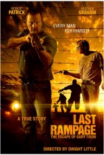 Last Rampage (2017) afişi