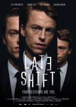 Late Shift (2016) afişi