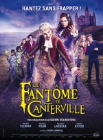 Le Fantôme de Canterville (2016) afişi