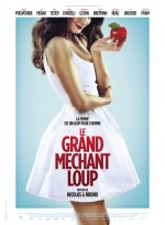 Le grand méchant loup (2013) afişi