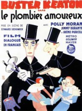 Le Plombier Amoureux (1932) afişi