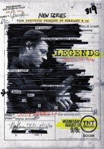 Legends (2014) afişi