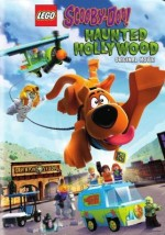 Lego Scooby-Doo!: Perili Hollywood (2016) afişi