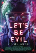 Let's Be Evil (2016) afişi