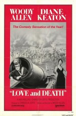 Love And Death (1975) afişi