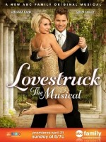 Lovestruck: The Musical (2013) afişi