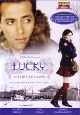 Lucky:  No Time for Love (2005) afişi