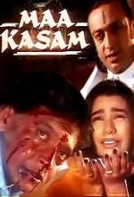 Maa Kasam (1999) afişi