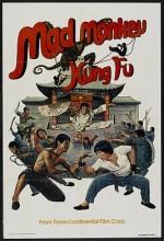 Mad Monkey Kung Fu (1979) afişi