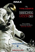 Magnificent Desolation: Walking On The Moon 3d (2005) afişi