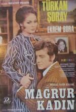 Mağrur Kadın (1970) afişi