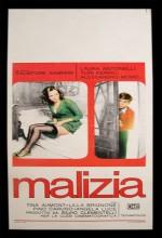 Malizia (1973) afişi