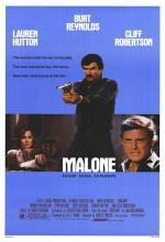 Malone (1987) afişi