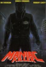 Maniac Killer (1987) afişi