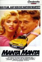 Manta, Manta (1991) afişi