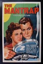 Mantrap (1943) afişi