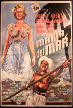 María Del Mar (1952) afişi