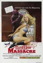 Mardi Gras Massacre (1978) afişi