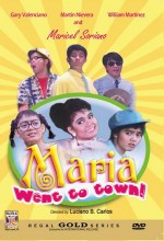 Maria Went To Town! (1988) afişi